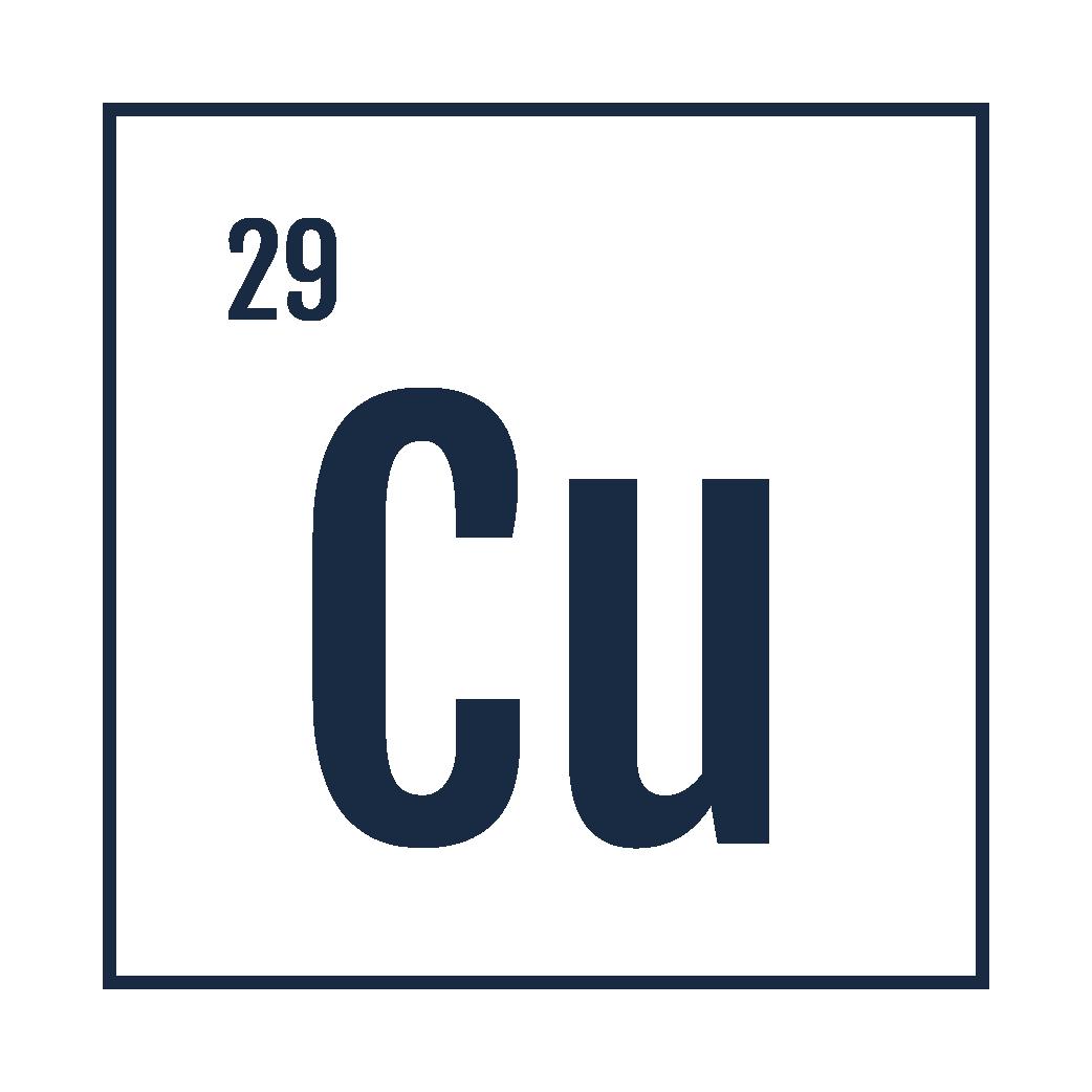Kupfer Element