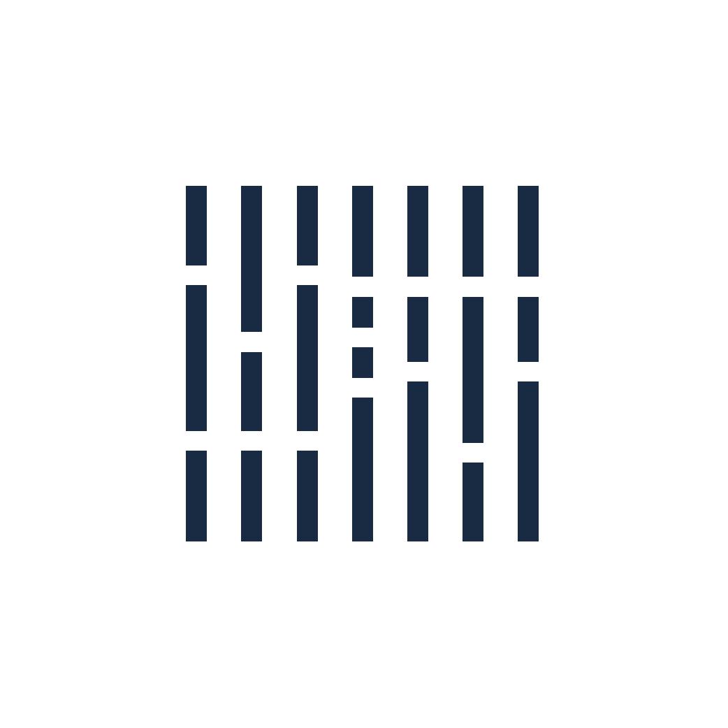 Icon satinierte Oberfläche