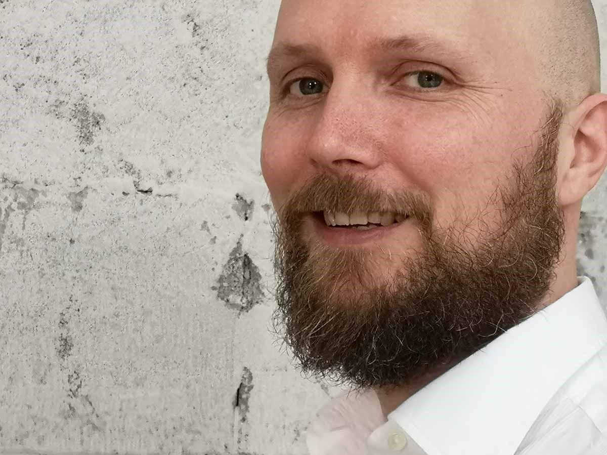 Portrait Christoph Reischer